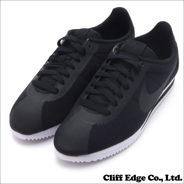 buy popular 32a27 7e6ae buy nike classic cortez tp tech pack sneakers shoe black black 749654 001  291 001906 281x