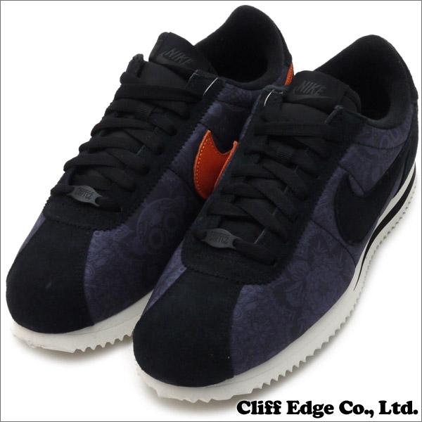 Cliff Edge: NIKE CORTEZ BASIC PREM QS (sneakers) (shoe
