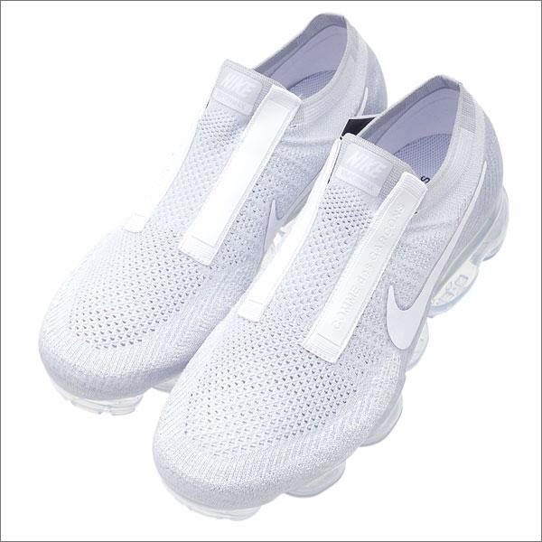24c7e4c12d46 NIKE x COMME des GARCONS AIR VAPORMAX FK CDG (air vapor max) PURE  PLATINUM WHITE-WOLF GREY 924501-002 291-002232-302+ (sneakers) (shoes)