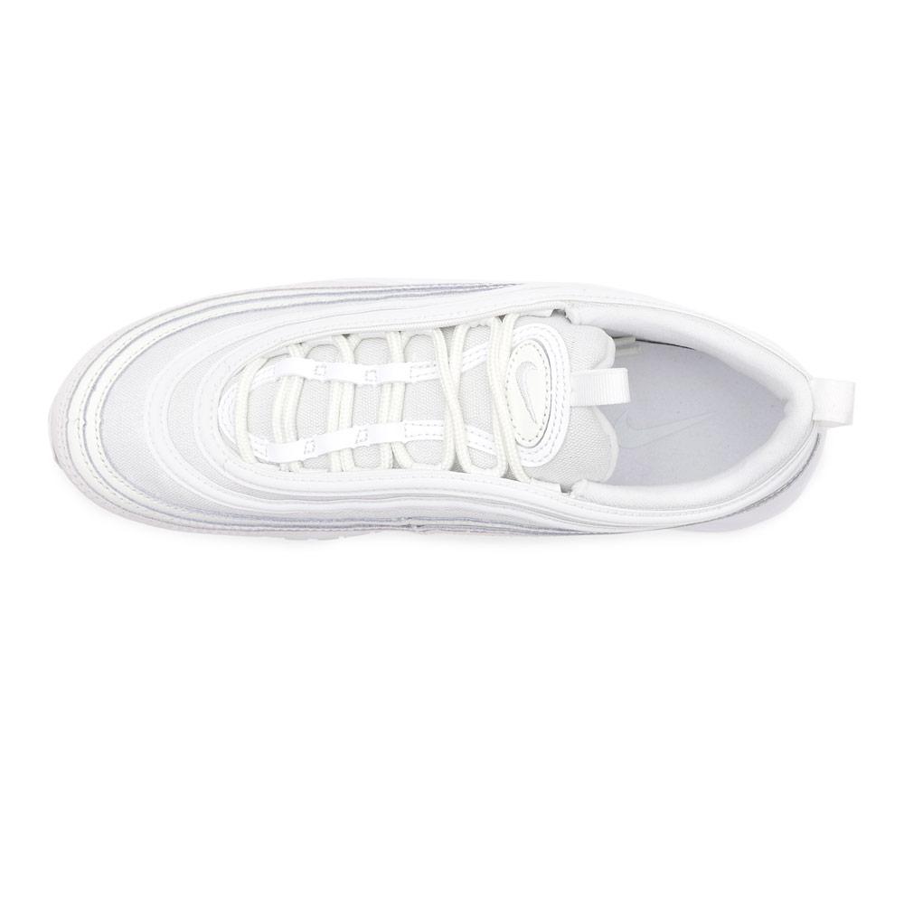 NIKE(나이키) AIR MAX 97 (에어 막스)(스니커)(슈즈) SUMMIT WHITE/SUMMIT WHITE 921826-100 291-002258-290+