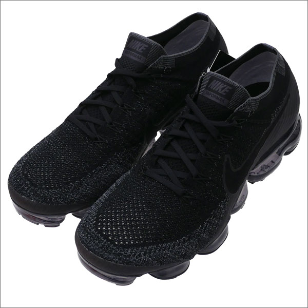 san francisco 85843 844b6 BLACK ANTHRACITE-DARK GREY 849558-007 291-002257-291+ (sneakers) (shoes) NIKE  AIR VAPORMAX FLYKNIT (vapor max)