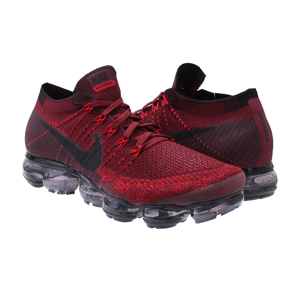 c284ce17d01 DARK TEAM RED BLACK 849558-601 291-002278-273+ (sneakers) (shoes) NIKE AIR  VAPORMAX FLYKNIT (vapor max)