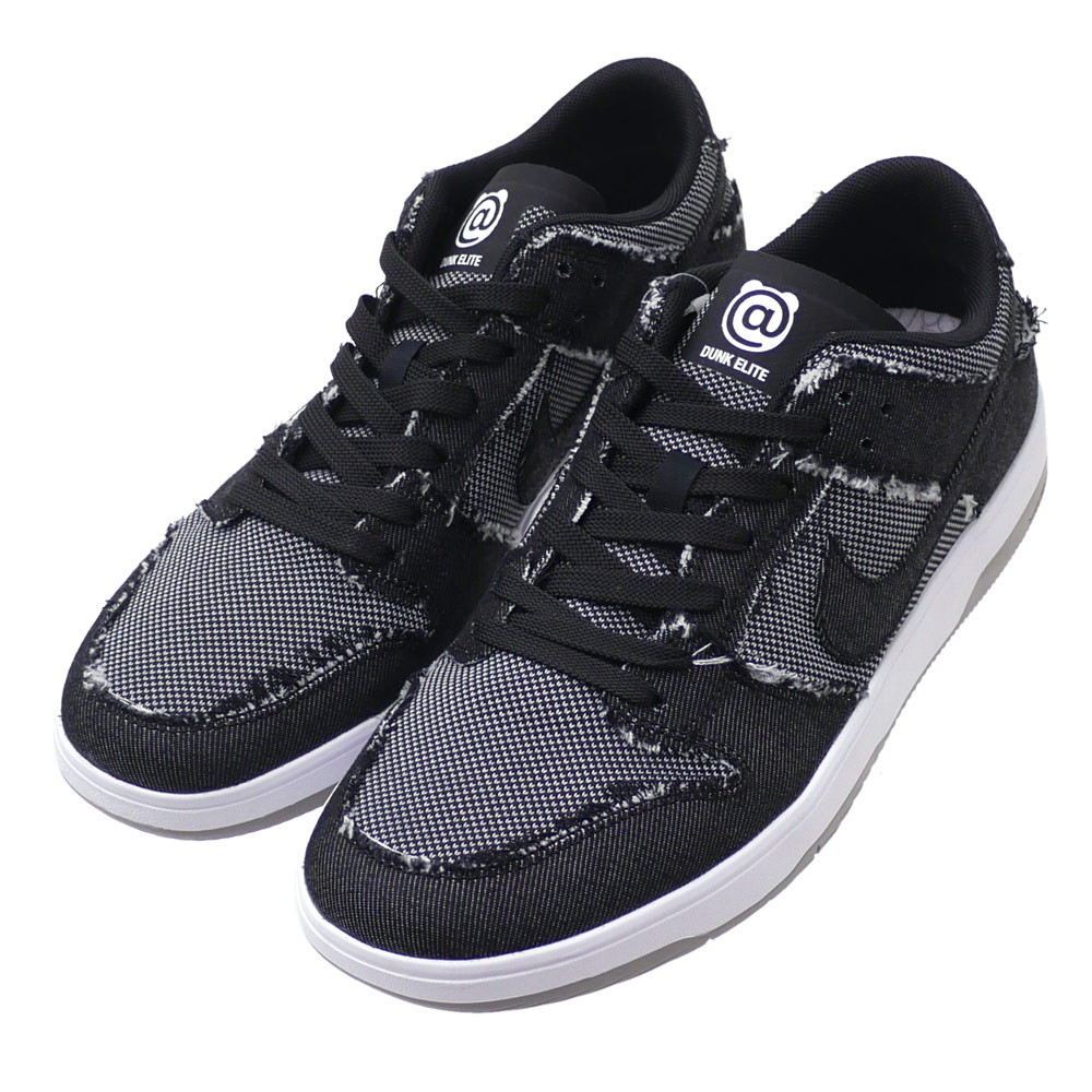 9005c136c5f1 Cliff Edge  NIKE SB (Nike) (S B) x MEDICOM TOY (Medicom Toy) SB ZOOM DUNK  LOW ELITE QS BLACK 877