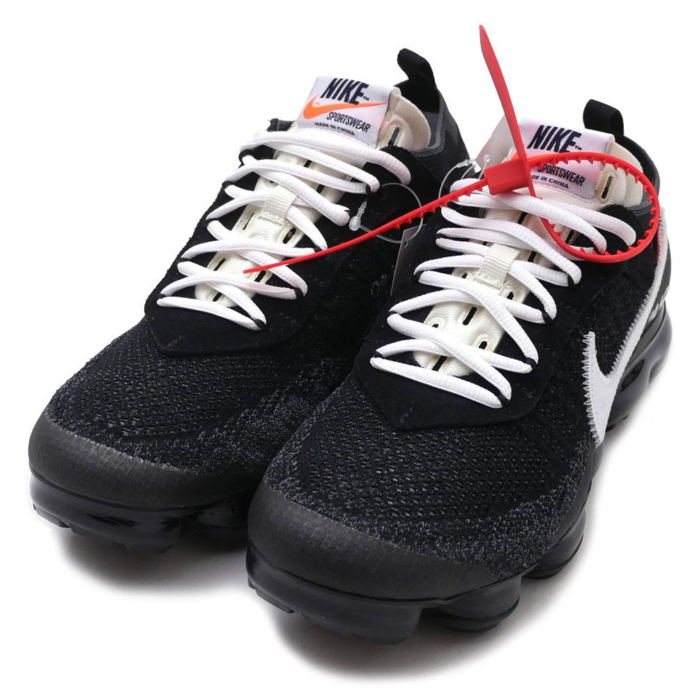 Cliff Edge  NIKE (Nike) x OFF-WHITE (off white) THE 10 AIR VAPORMAX FK (vapor  max) BLACK AA3831-001 191-012117-271+  ab12b11c5