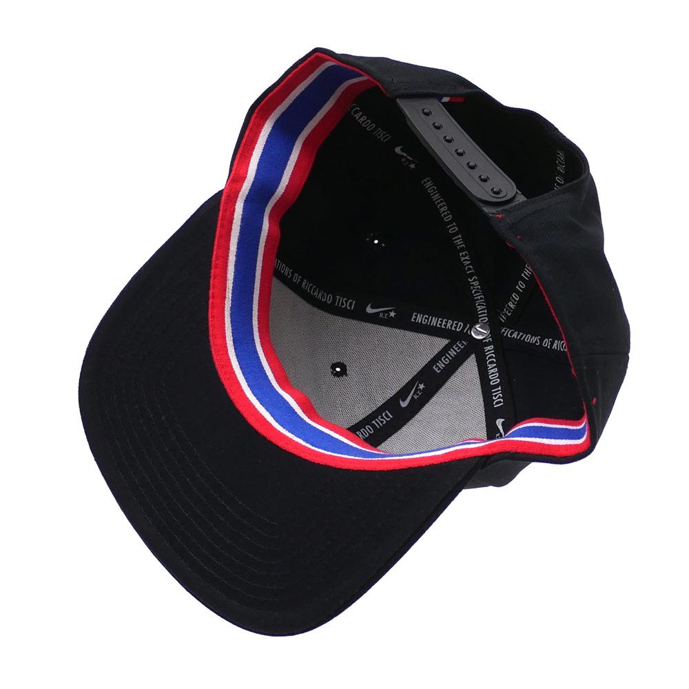 NIKE LAB (Nike laboratory) x RICCARDO TISCI (Ricardo ティッシ) RT CAP (cap)  BLACK 265-001002-011+ 0eb3460a101d