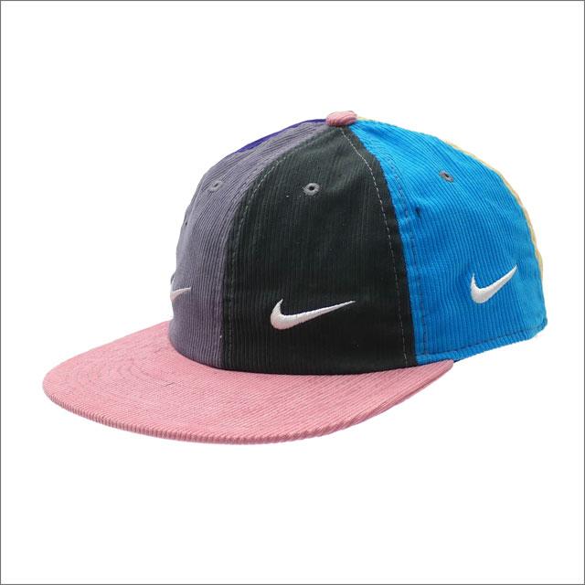 NIKE (Nike) U NSW H86 CAP FB AMD QS (cap) LTBLFU/LMNWSH/VINTG AT8929-433  265-001016-019+