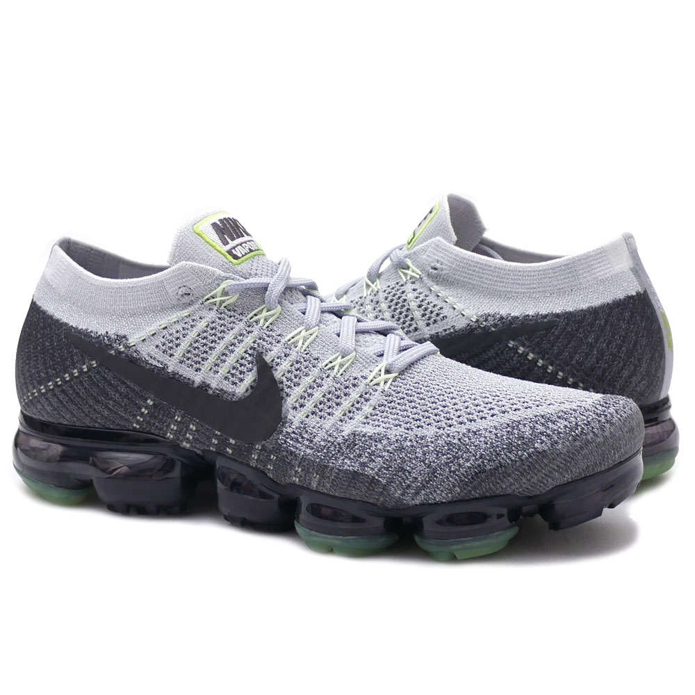 2d299af8e696 NIKE (Nike) AIR VAPORMAX FLYKNIT (vapor max) PURE PLATINUM ANTHRACITE-WHITE  922