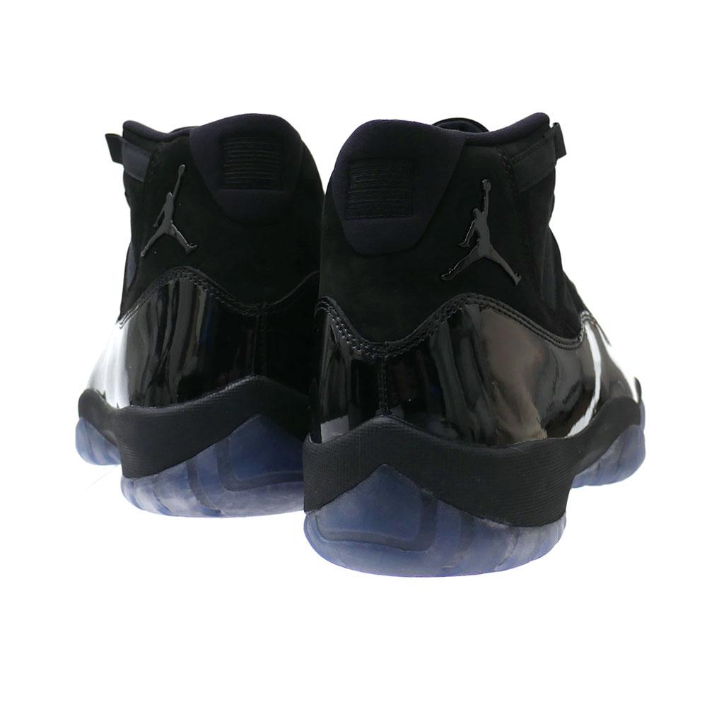 Cliff Edge  NIKE (Nike) AIR JORDAN 11 RETRO (Air Jordan) BLACK BLACK ... ea74e107e