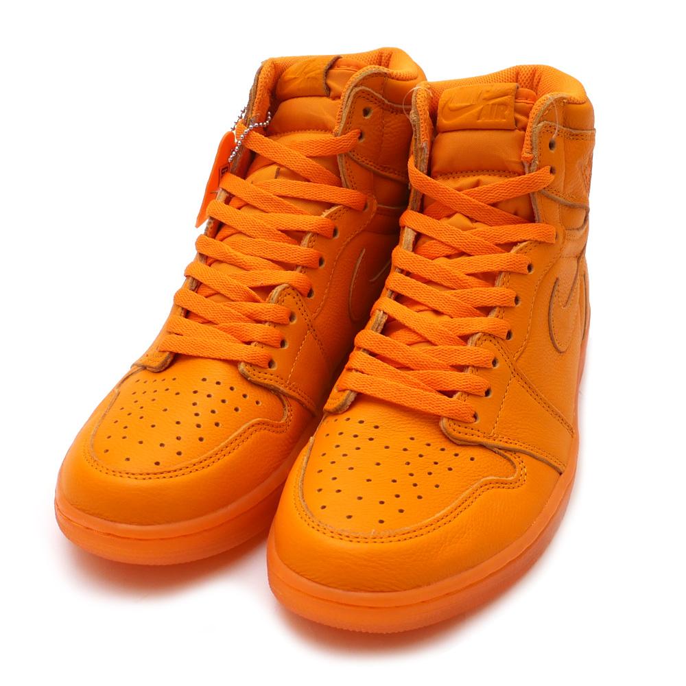 cdbef9336c8 NIKE (Nike) AIR JORDAN 1 RETRO HI OG G8RD (Air Jordan 1 Gatorade) ORANGE  PEEL AJ5997-880 191-012662-299+