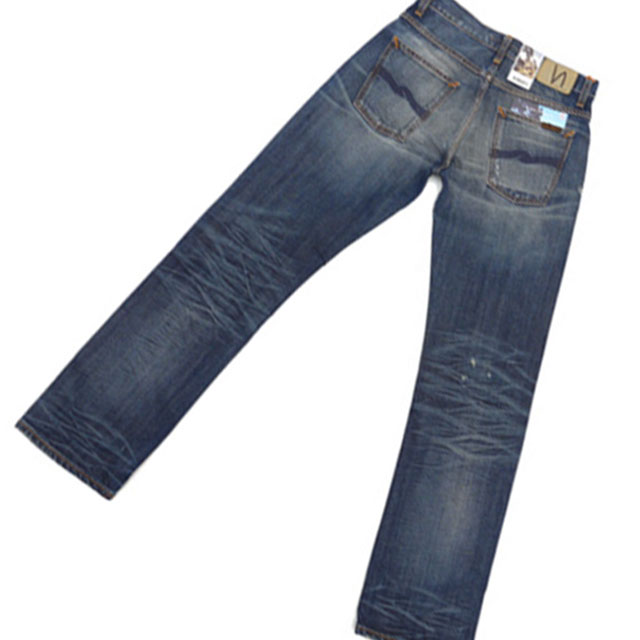 お歳暮 NUDIE JEANS AVERAGE 2092901 JOE ORG WORN AVERAGE SELVAGE JEANS アヴェレージジョー デニムパンツ INDIGO 2092901【新品】, 保安用品専門店 Safety_First:df3d7c19 --- clftranspo.dominiotemporario.com