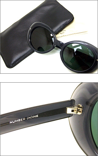 NUMBER (N) INE (번호 9) 하트 선글라스