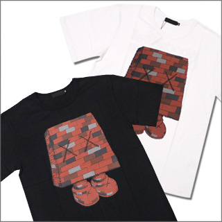 Original Fake (comes) XXX brick T shirt 100-007775-521 - 008853 - 100 051 +