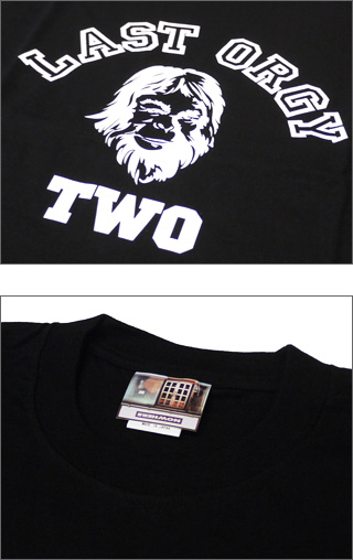 LAST ORGY 2 (last orgy 2) is A BATHING APE (APE) UNDERCOVER (under cover) LAST ORGY 2 T shirt 200 - 003365 - 051x