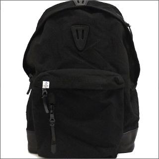 VISVIM ( ヴィズビム ) LAMINARIA 22L backpack BLACK 276-000102-011 +