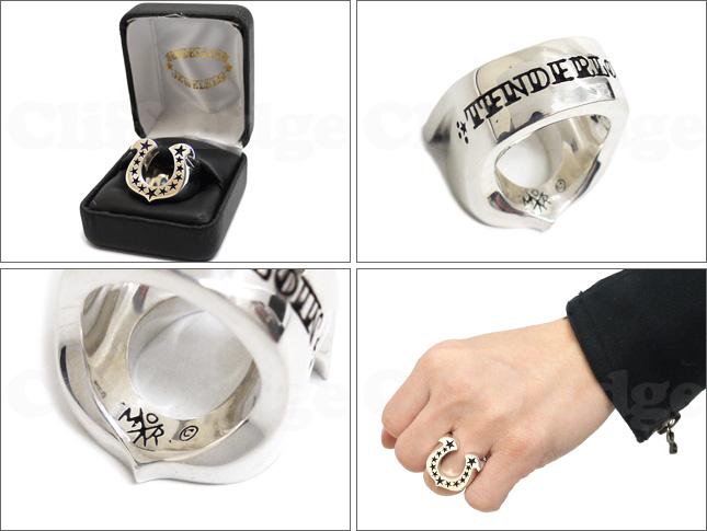 TENDERLOIN (등심) H.S.RING 반지 SILVER 266-000109-032x