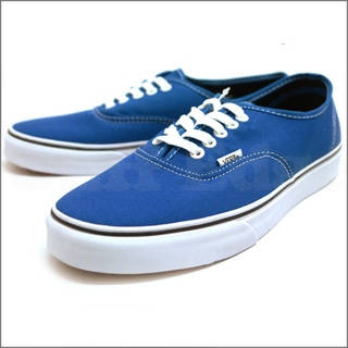 big sale 55d4c 5c8c7 vans authentic royal blue