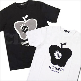 UNDERCOVER(アンダーカバー)GILApple Tシャツ【新品】200-004056-040x
