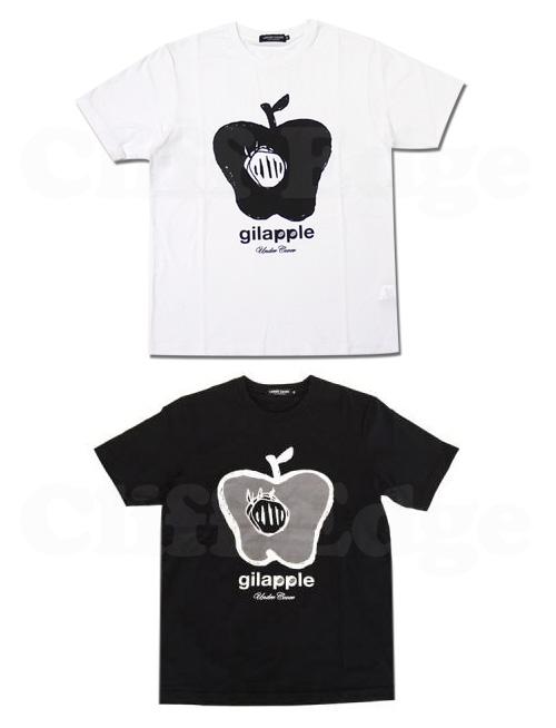 200-004056-040x Tシャツ 【新品】 UNDERCOVER GILApple (アンダーカバー)