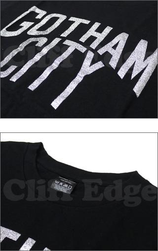NUMBER(N) INE(넘버 나인) GOTHAM CITY T셔츠 BLACK 200-004085-521 x