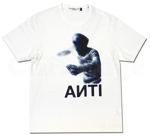 UNDERCOVER(下面覆盖物)ANTI T恤WHITE 300-000070-510-
