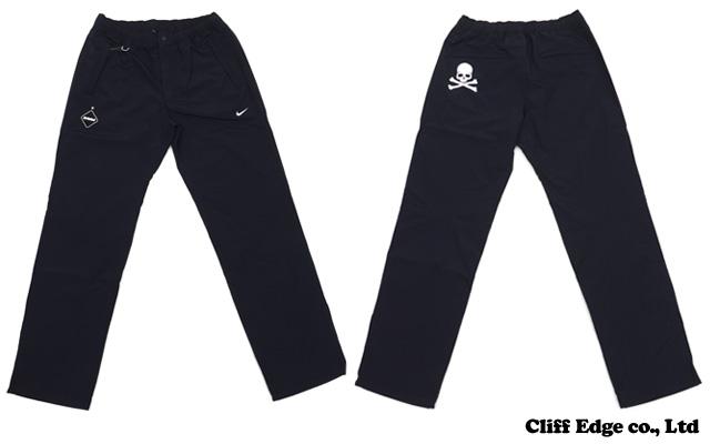 F.C.R.B. x mastermind JAPAN WARM UP팬츠 BLACK 249-000358-041 x