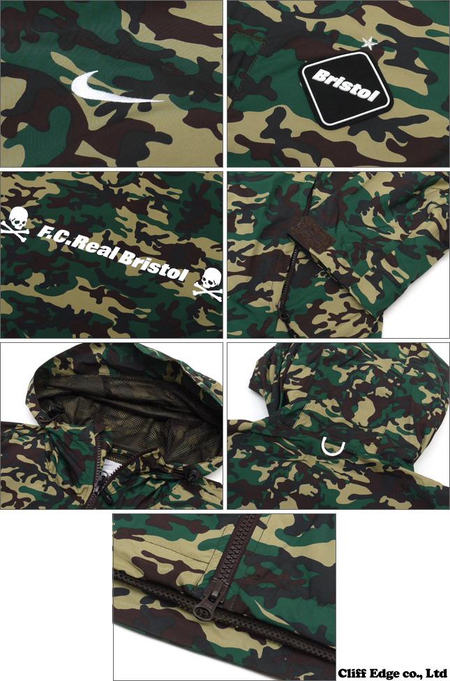 F.C.R.B. x mastermind JAPAN CAMOUFLAGE JACKET [재킷] KHAKI 230-000672-045 x