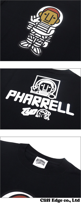 BBC PHARRELL ASTRONAUT T-shirt 200-005164-040x