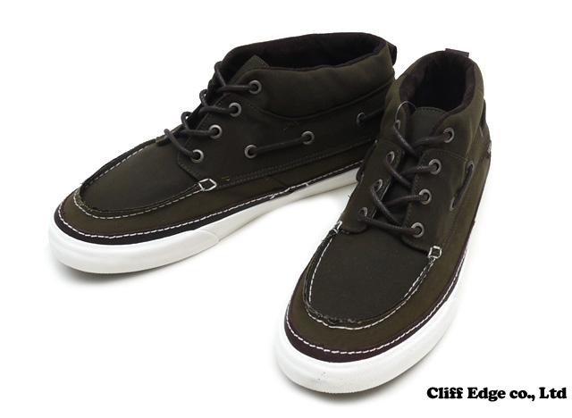 c496213f51b4 VANS Chukka Del Barco Decon CA Vans chukka-デルバルコ  Shoes  (Barbour) Classic  Waxed