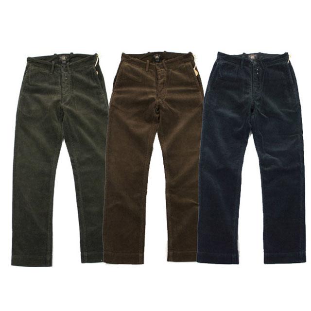 RRL Double RL Corduroy Pant (コーデュロイパンツ) 799-000285-611+【新品】