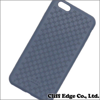 GUCCI (구찌) Bioplastic iPhone6 Plus Case (바이오 플라스틱) (아이폰) PETROL BLUE 273-000070-017x