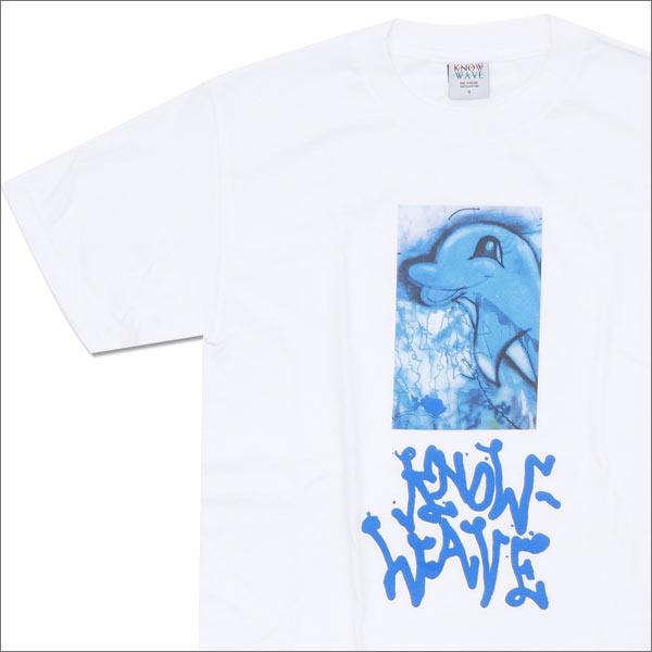 Know Wave(ノーウェーブ) Artist Series T-Shirt (Tシャツ) WHITE 200-006981-030+【新品】