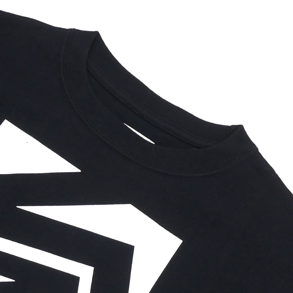 Mastermind JAPAN (마스터 마인드 재팬) x VANS (빵) OFF THE WALL S/S TEE (T 셔츠) BLACK 200-007099-041 +