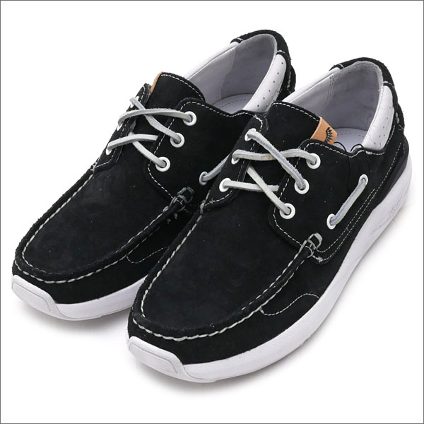 visvim(ヴィズビム) Zushi Marina 1st Anniversary Exclusive HOCKNEY (モカシンシューズ) BLACK 291-002110-281x【新品】