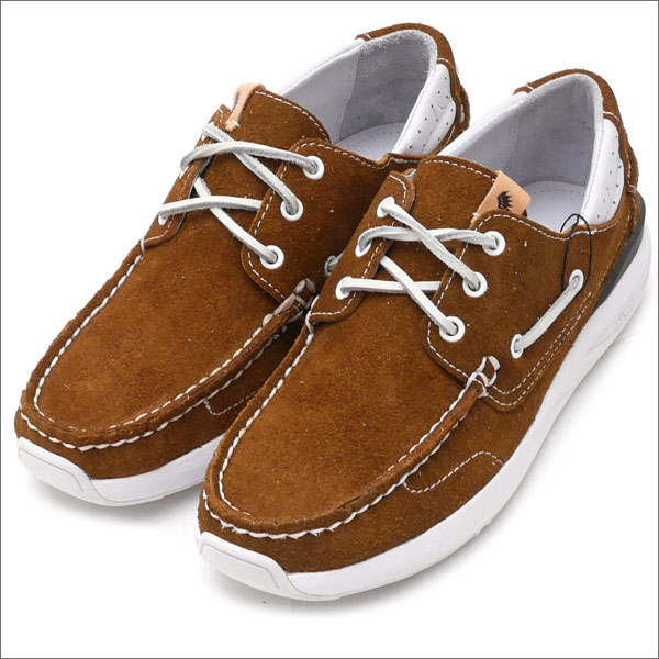visvim(ヴィズビム) Zushi Marina 1st Anniversary Exclusive HOCKNEY (モカシンシューズ) BROWN 291-002110-286x【新品】