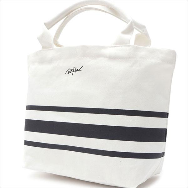 WTW SURF CLUB ダブルティーサーフクラブ LINE TOTE BAG トートバッグ WHITE 277002298010 【新品】