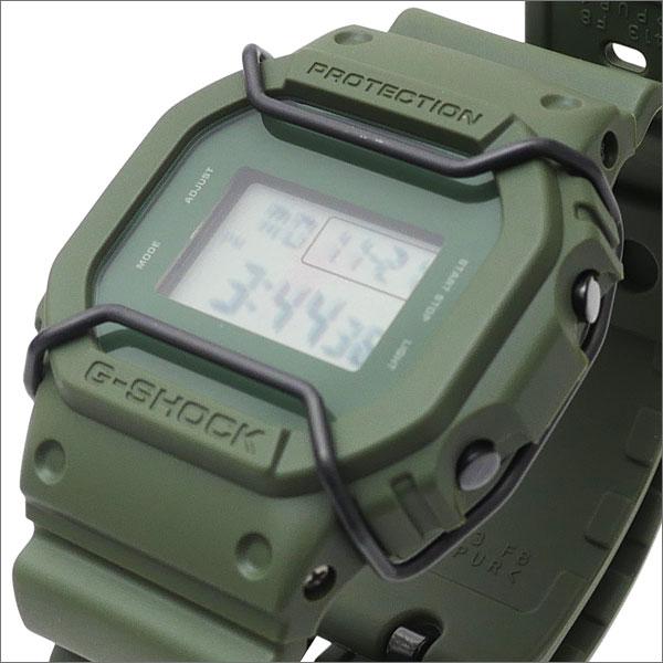 MIHARAYASUHIRO(미하라야스히로) x CASIO G-SHOCK(카시오지손크) DW-5600 VT (시계) KHAKI 287-000198-015 x
