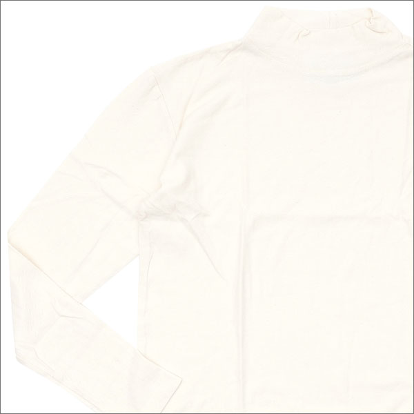 Bianca Chandon(ビアンカシャンドン) Long-Sleeve Mock Neck T-Shirt (カットソー) CREAM 200-007254-046+【新品】