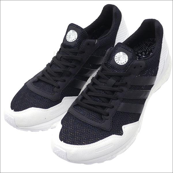 adidas(アディダス) adizero Japan boost 3 Shadow District (アディゼロ)(スニーカー)(シューズ) BLACK 291-002204-281+【新品】