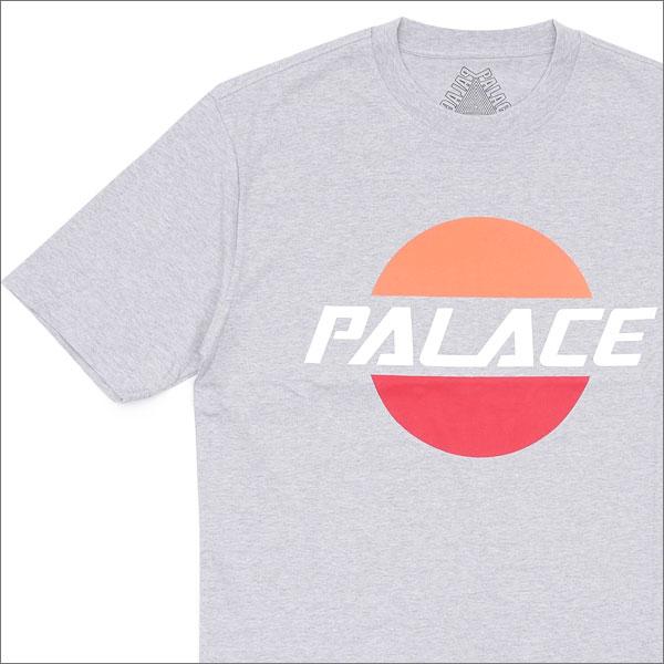 Palace Skateboards(パレス スケートボード) PAL SOL TEE (Tシャツ) GREY MARL 420-000014-042+【新品】