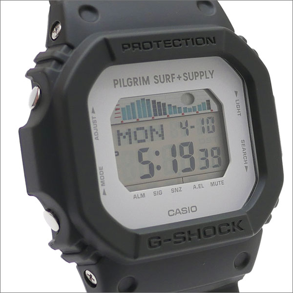 Pilgrim Surf+Supply x CASIO G-SHOCK GLX-5600 (G shock) OLIVE 287-000204-015x