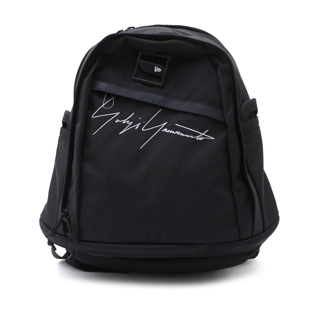 96160c6da0ca Yohji Yamamoto ヨウジヤマモト x NEW ERA ニューエラ SPORTS PACK バックパック BLACK  276000255011  新品 |Cliff Edge