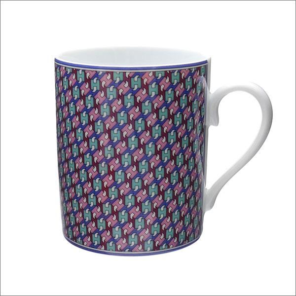 HERMES (エルメス) TIE SET MUG AZUR (マグカップ) BLUE 290-004341-014x【新品】