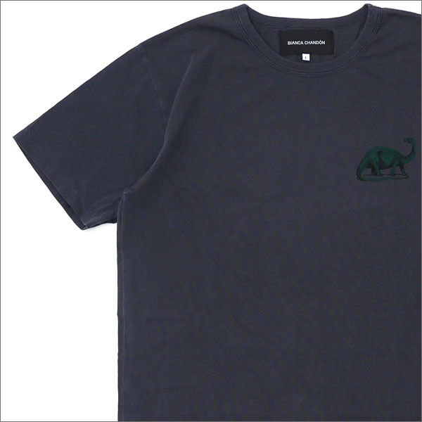 Bianca Chandon(ビアンカシャンドン) ARTHUR T-SHIRT (Tシャツ) BLACK 420-000047-041x【新品】