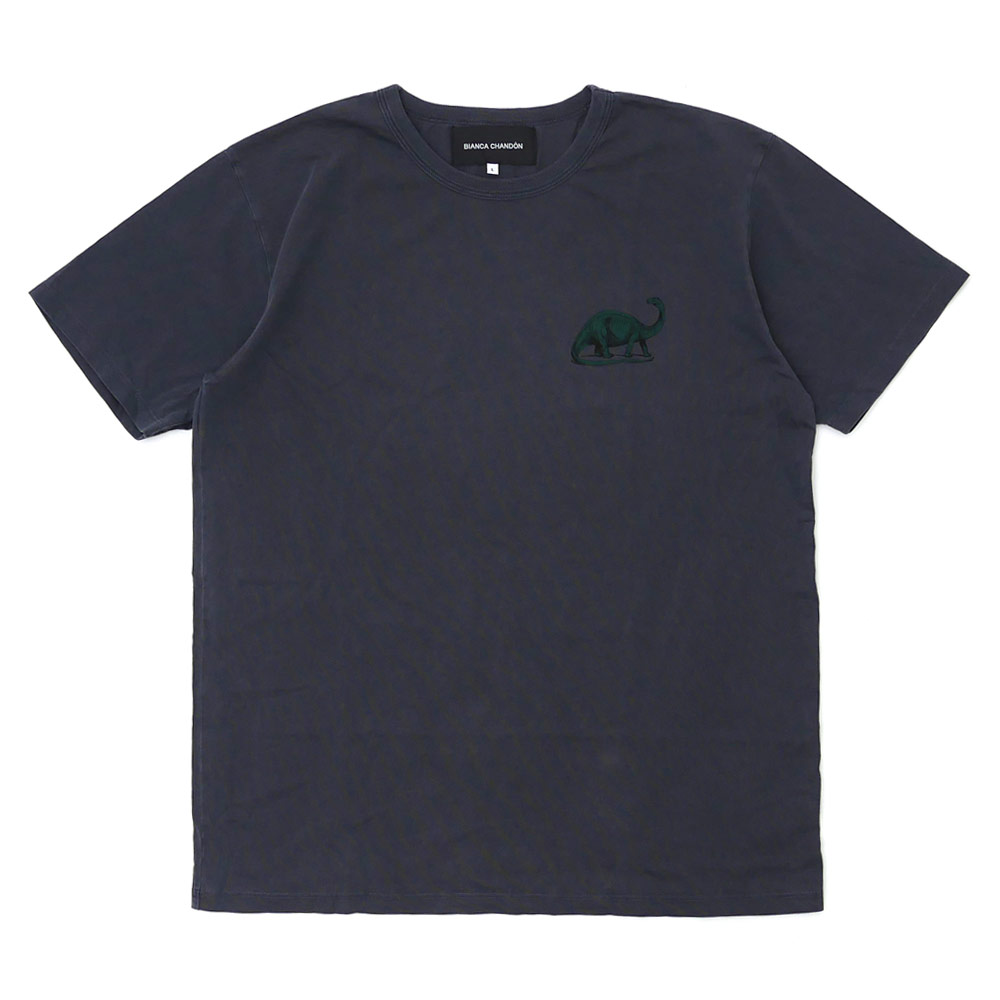 Bianca Chandon(비안카살돈) ARTHUR T-SHIRT (T셔츠) BLACK 420-000047-041 x