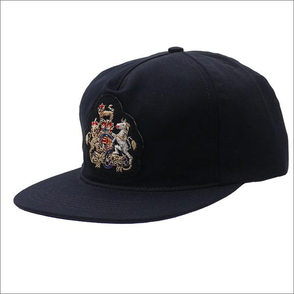Bianca Chandon ビアンカシャンドン Vintage Applique Hat 4 キャップ BLACK 420000055011 【新品】