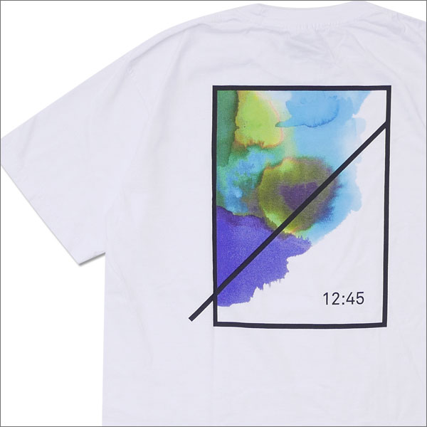 Numbers(ナンバーズ) WATERCOLOR SYMBOL S/S TEE (Tシャツ) WHITE 200-007479-050x【新品】
