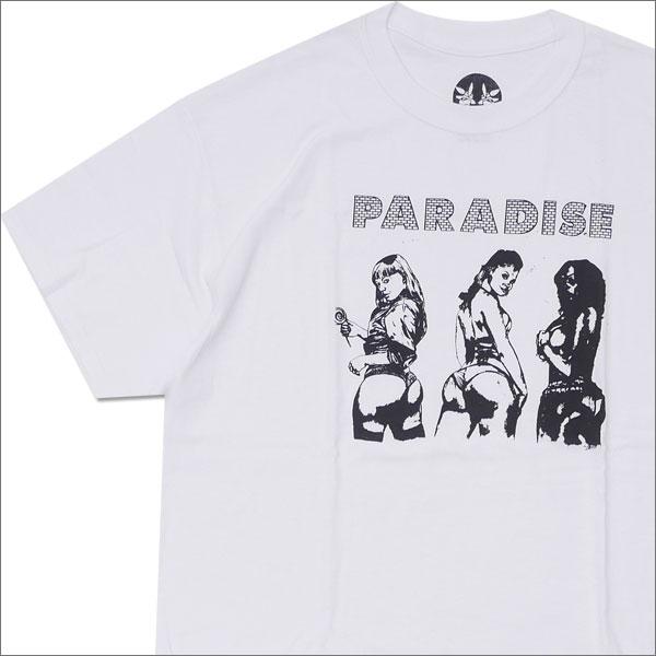 PARADIS3/PARADISE(パラダイス) Brickhouse Tee (Tシャツ) WHITE 200-007468-150+【新品】