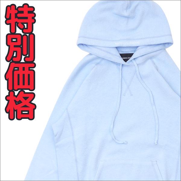 【期間限定特別価格!!】 Bianca Chandon(ビアンカシャンドン) Reverse Fleece Pullover Hood (スウェットパーカー) BLUE 211-000495-034 418-000312-034+【新品】