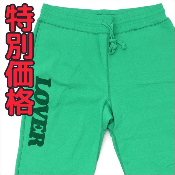 【期間限定特別価格!!】 Bianca Chandon(ビアンカシャンドン) LOVER Sweatpants (スウェットパンツ) KELLY GREEN 243-000145-055 418-000308-045+【新品】