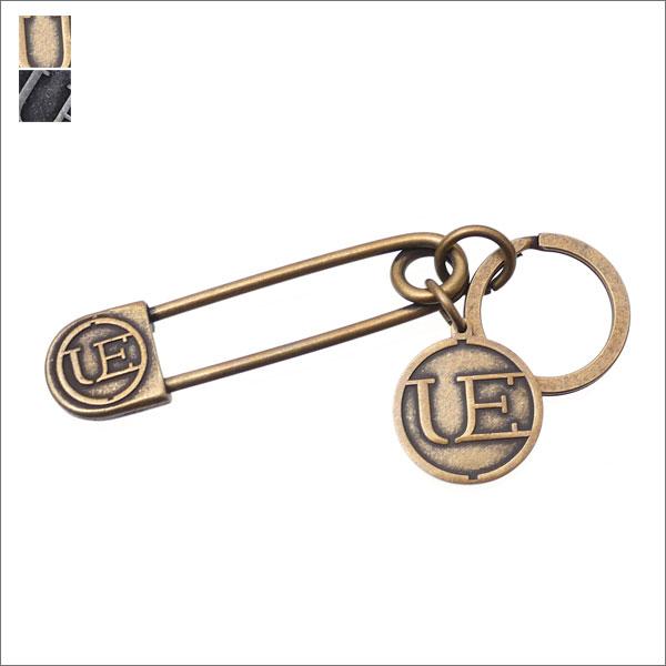 uniform experiment(ユニフォームエクスペリメント) SAFTY PIN KEY RING (キーリング)(キーホルダー) 278-000446-011x【新品】